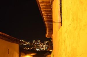 Evening in Cusco